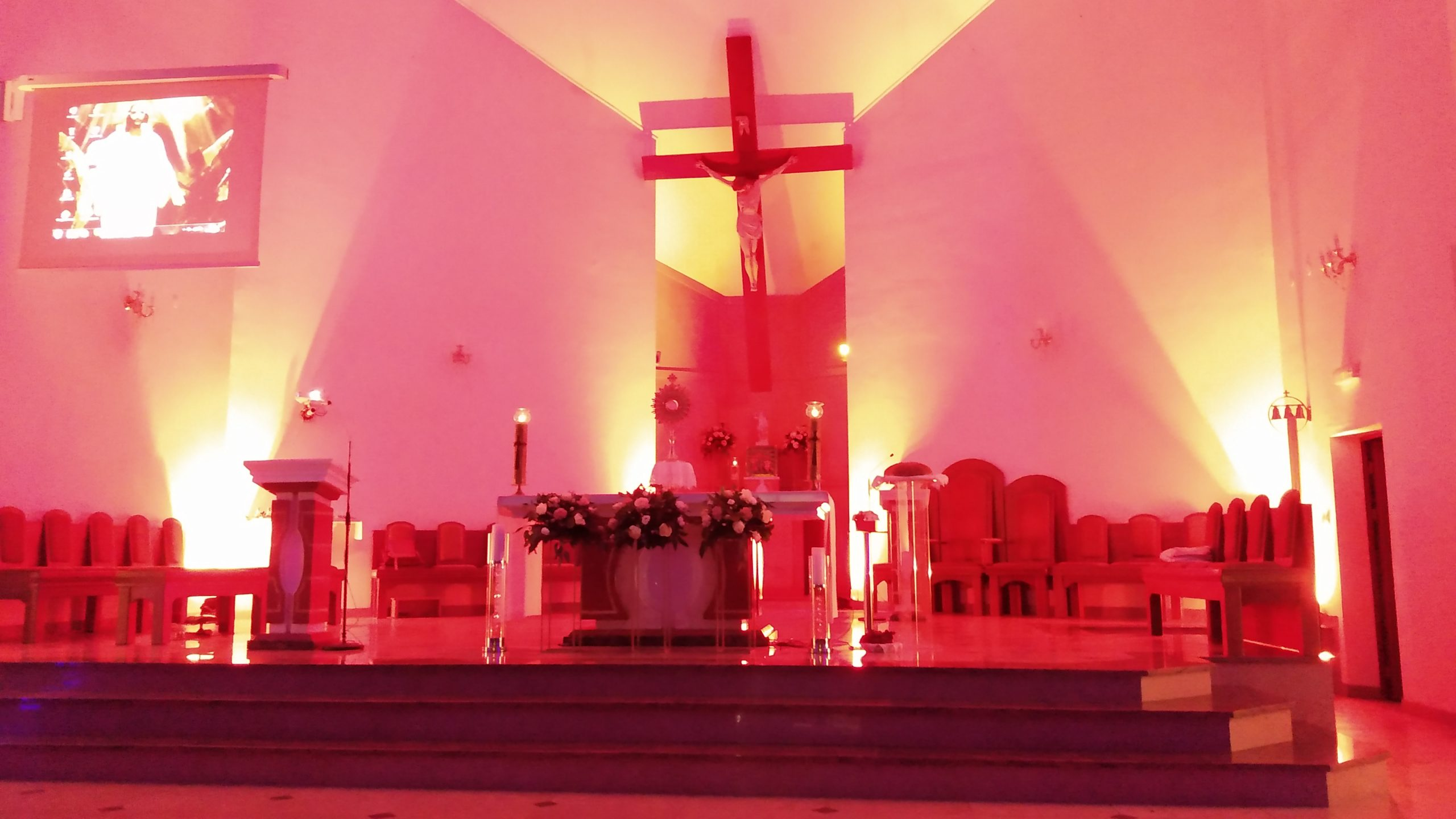 Uwielbienie połączone z Adoracją Najświętszego Sakramentu (23.02.2020)